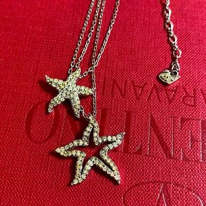 🖤Swarovski💕 Star ⭐️ necklace